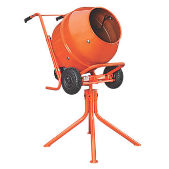 134 ltr concrete mixer 230v cement mixers screwfix cheapraybanclubmaster Image collections