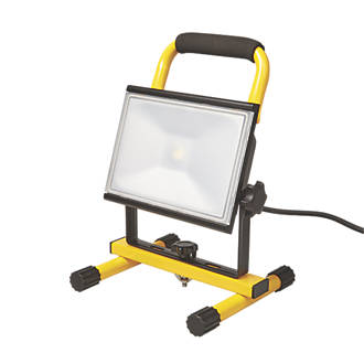 Diall Portable Led Work Light 24w 220 240v