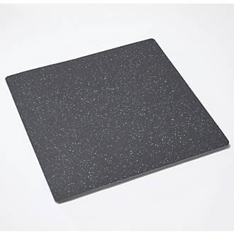 Mottez Shock Absorbing Floor Mat Grey
