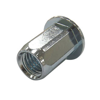 Easyfix Brass Mixed Rivet Nut Handy Pack 250 Pcs