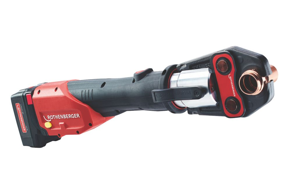 Rothenberger Romax 4000 Press Tool Pipe Connection Tools Screwfix Com