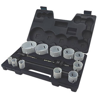 Holesaw Set 13 Pieces 1511V