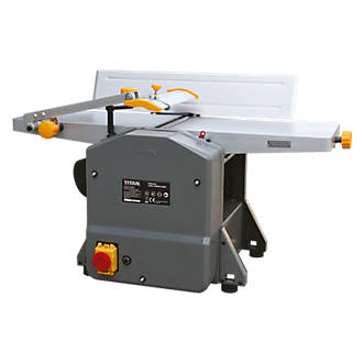Surprising Titan Ttb579Pln 204Mm Electric Planer Thicknesser 230V Ocoug Best Dining Table And Chair Ideas Images Ocougorg