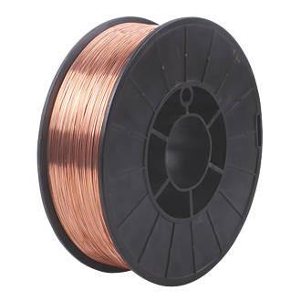 Impax Mild Steel MIG Wire 5kg 0.8mm | Welding Supplies | Screwfix.com
