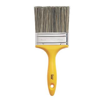 Angled paint brush vs straight