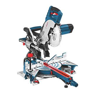 Bosch Gcm 8 Sjl 216mm Single Bevel Sliding Compound Mitre Saw 240v