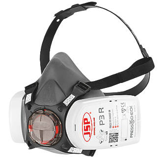 Filters Respirator 8 Force P3 With Mask Jsp Press-to-check