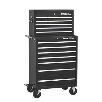 Hilka Pro Craft 16 Drawer Tool Storage Unit