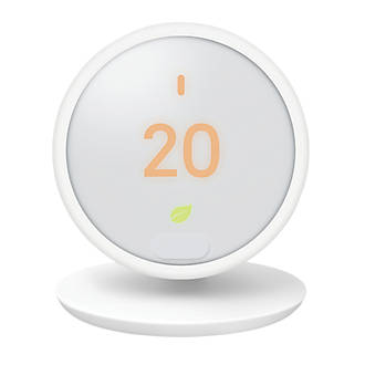 Nest Smart Thermostat E White
