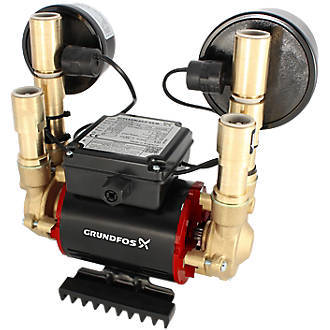 Grundfos 96788173 Regenerative Twin Shower Pump 3 0bar