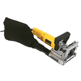 Dewalt Dw682k 600w Electric Biscuit Jointer 240v Biscuit Jointers Screwfix Com