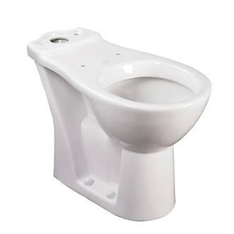 Astounding Akw Raised Height Toilet Dual Flush 6 4Ltr Theyellowbook Wood Chair Design Ideas Theyellowbookinfo