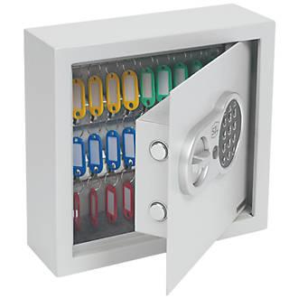 smith locke 30 hook electronic key cabinet safe key safes