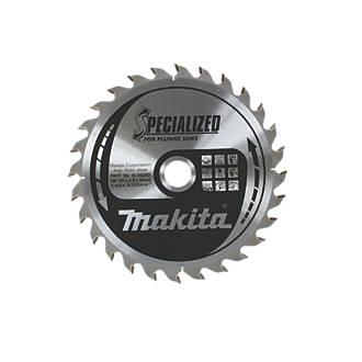 Makita Tct Plunge Saw Blade 165 X 20mm 28t Circular Saw Blades