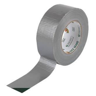 Duck Original Cloth Tape 50 Mesh Silver 50m x 50mm   Duct Tape ...