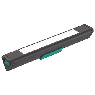 Sylvania Led Triangular Battery Powered Striplight Black 10lm