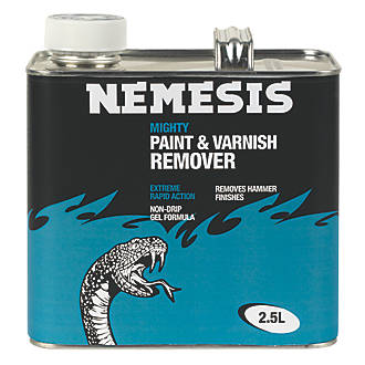 Nemesis Paint & Varnish Remover 2 5Ltr