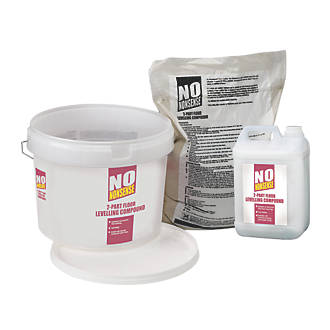 No Nonsense 2-Part Floor Levelling Compound 12 5kg
