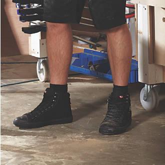925af941939 Lee Cooper 022 Safety Trainer Boots Black Size 9