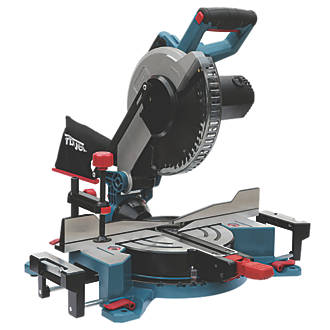 Erbauer EMIS254C 254mm Single-Bevel Electric Compound Mitre Saw 220-240V