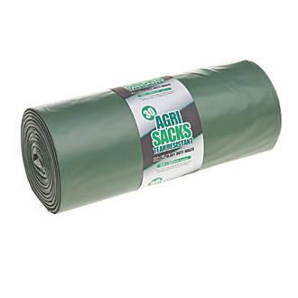 Green Heavy Duty Agri Sacks 30 Pack