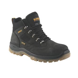 ea4f73a4c9d DeWalt Challenger Safety Boots Black Size 10