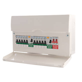 British general 16 module 10 way populated high integrity dual rcd british general 16 module 10 way populated high integrity dual rcd consumer unit domestic consumer units screwfix asfbconference2016 Image collections