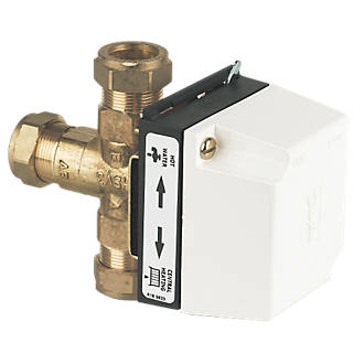 danfoss hs3 3-port motorised valve 22mm (30424)