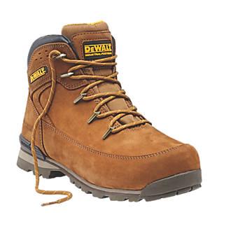 741c9f9749b DeWalt Hydrogen Safety Boots Tan Size 9
