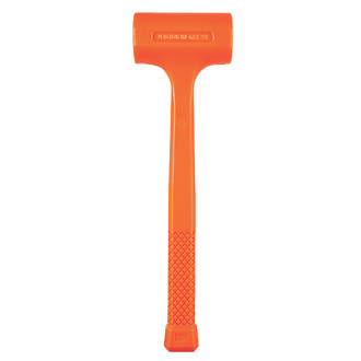 Magnusson Dead Blow Rubber Mallet 35oz 0 99kg Hammers Screwfix Com Get the best deal for dead blow hammers from the largest online selection at ebay.com. magnusson dead blow rubber mallet 35oz 0 99kg