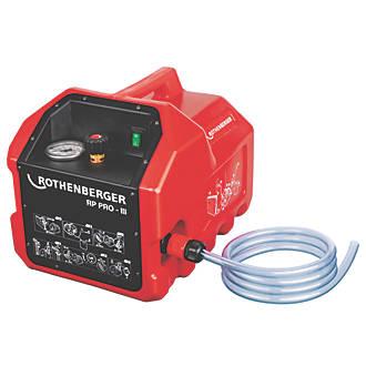 Rothenberger Electric Pressure Testing Pump 110V