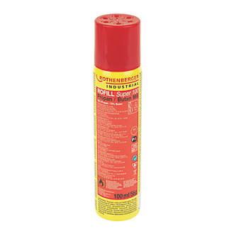 Rothenberger Butane / Propane Mixed Gas Aerosol Cartridge