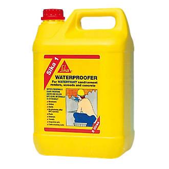 Sika Waterproofer 5Ltr