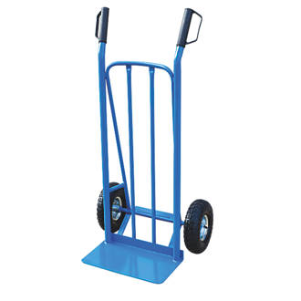 heavy duty hand truck 300kg sack trucks screwfixcom - Heavy Duty Hand Truck