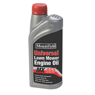 Mountfield Mx855 Universal 4 Stroke Lawn Mower Engine Oil 1ltr Oils Additives Fix