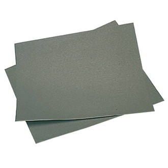 Sandpaper For Metal >> Titan Wet Dry Sandpaper Unpunched 290 X 240mm 400 Grit 10 Pack