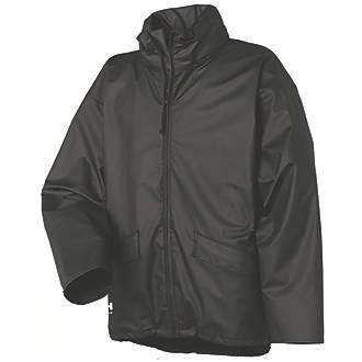 dc546dcf0c0 Helly Hansen Voss Jacket Black Waterproof X Large Size 44