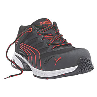 Puma Fuse Motion Safety Trainers Red Size 7 (3772H) aefa79d4489c