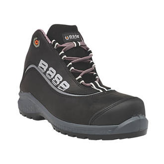 9981d740704 BASE Be-Free Top B873 Metal Free Safety Boots Grey / Light Grey Size 8