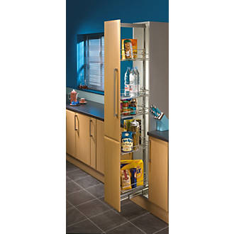 sports shoes bc91b 42ef2 Hafele 5-Shelf Pull-Out Larder Unit 300mm x x