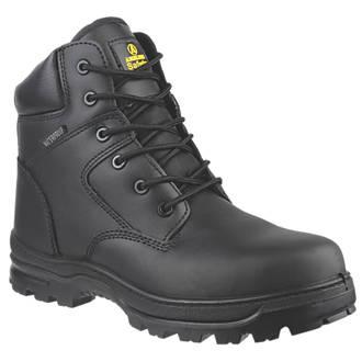 Amblers Safety FS006C Safety Boot Black Size 5 elHsN83H