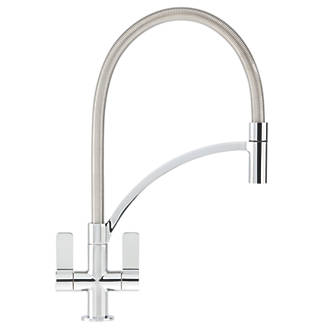 Pull Out Kitchen Taps 360 View