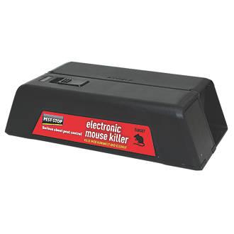 Pest Stop Electronic Mouse Killer Rat Mouse Traps Screwfix Com