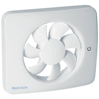 Vent Axia Pureair Sense 479460 2w Bathroom Extractor Fan App Controlled White 240v Bathroom Extractor Fans Screwfix Com