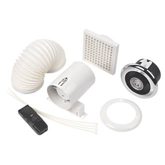 Bathroom Extractor Fan Kit Image Of