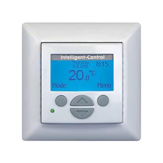 Klima 825502 intelligent control digital underfloor heating klima 825502 intelligent control digital underfloor heating thermostat underfloor heating accessories screwfix asfbconference2016 Images