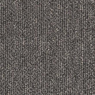 Distinctive Flooring Trident Carpet Tiles Dark Grey 20 Pcs Fix