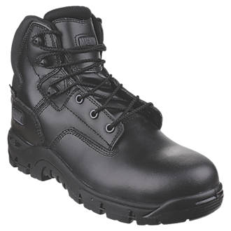 e1288f29908 Magnum Sitemaster Safety Boots Black Size 10