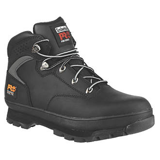Timberland Pro Euro Hiker Safety Boots Black Size 9  6a0c2ca1f7