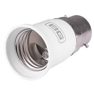 Converter to Bulb BC ES General Light Cap British dCQthsr